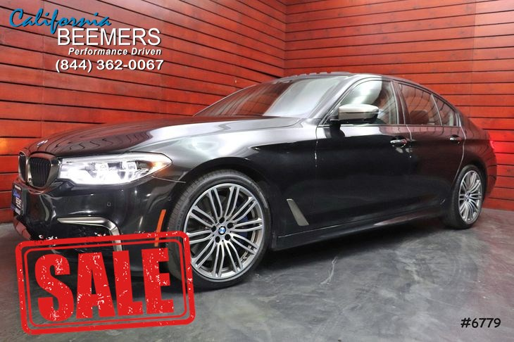 2018 BMW 5 Series M550i xDrive Executive Pkg
