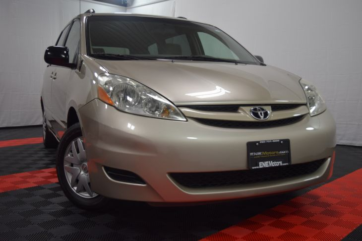Sold 2006 Toyota Sienna Le In Union Grove