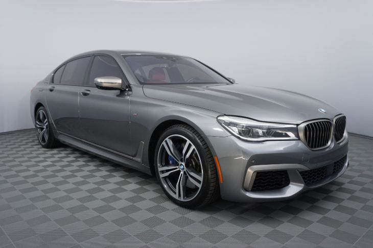 2018 BMW 7 Series M760i xDrive