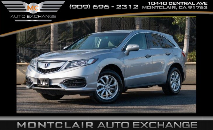 2017 Acura RDX LEATHER SEATS. BACK UP CAM, BLUETOOTH