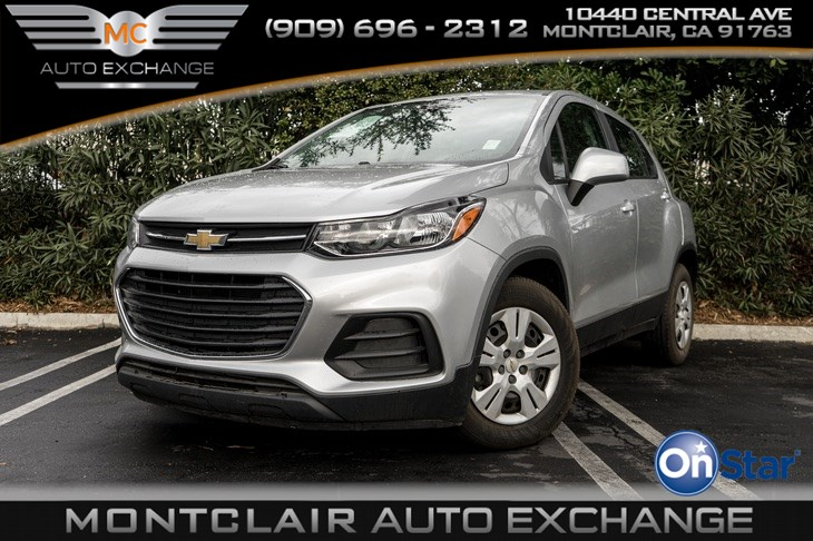 2017 Chevrolet Trax LS, LS Preferred Equipment Group