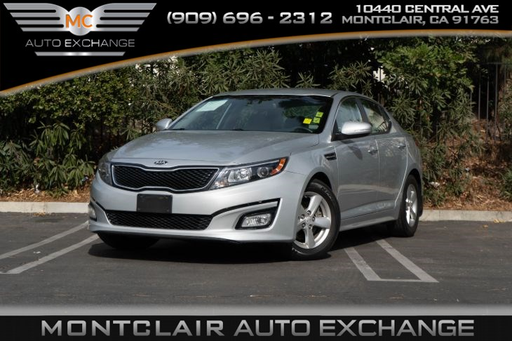 2015 Kia Optima LX (Bluetooth & Automatic)