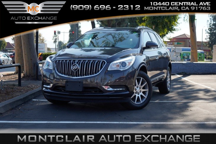 2016 Buick Enclave (BACKUP CAMERA & BLUETOOTH) Convenience TRAILERING PKG