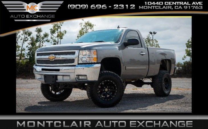 2012 Chevrolet Silverado 1500 LT, INTERIOR PLUS PACKAGE,Trailering Package