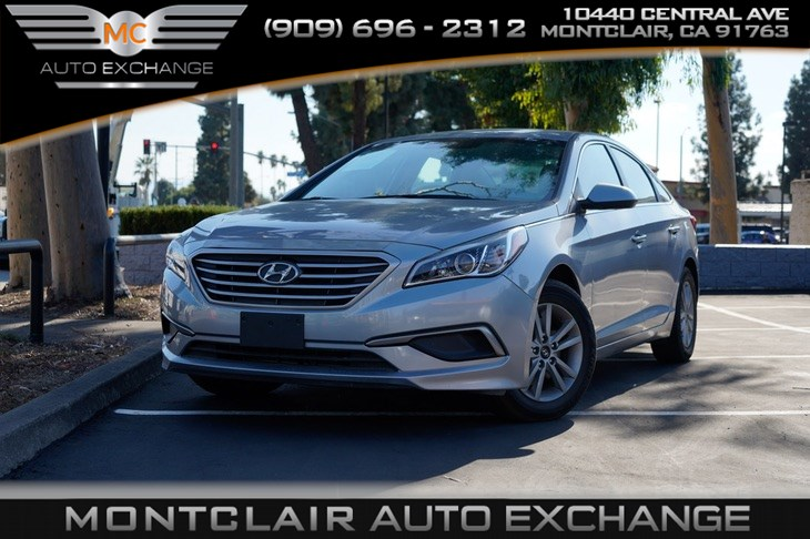 2016 Hyundai Sonata 2.4L (Gas Saver & Bluetooth)