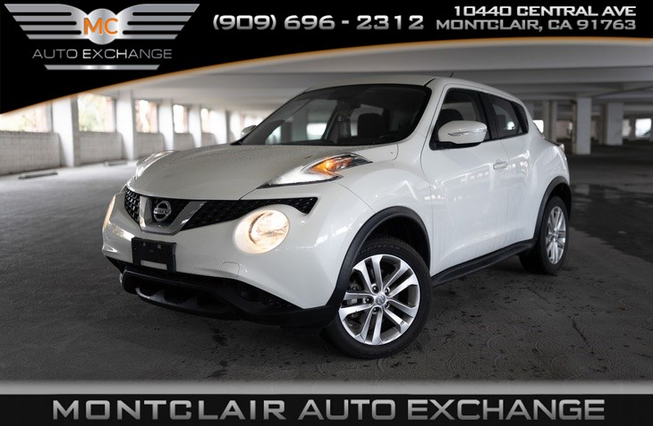2016 Nissan JUKE S (BACKUP CAMERA, HANDSFREE BLUETOOTH)