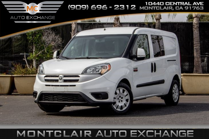 2015 Ram ProMaster City Cargo Van Tradesman SLT (Backup Camera, Bluetooth)