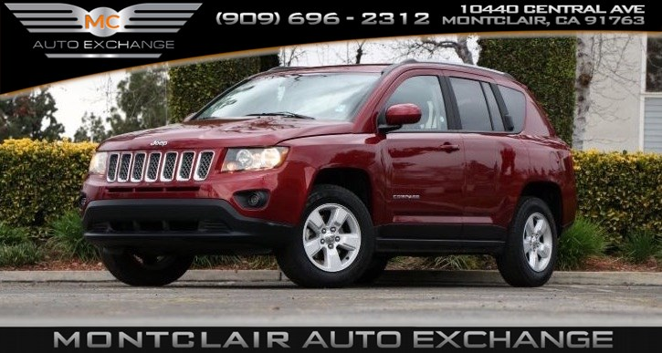 2017 Jeep Compass Latitude, Quick Order Package 2 GS, BLUETOOTH