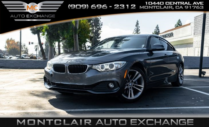 2015 BMW 4 Series 428i Gran Coupe (BLUETOOTH & BACK UP CAMERA)