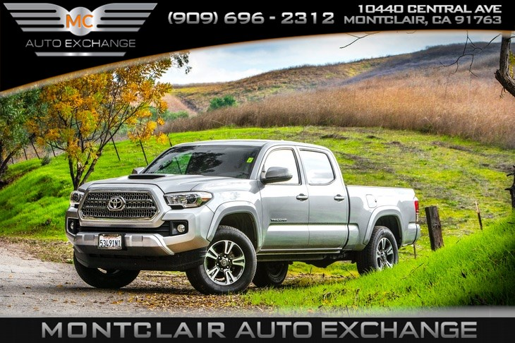 sold 2016 toyota tacoma sr5 trd sport pkg towing pkg in montclair montclair auto exchange