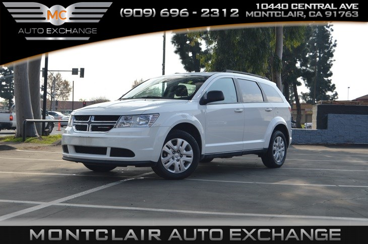 2017 Dodge Journey (BLUETOOTH) SE FLEX SEATING GRP, UCONNECT W/BLUETOOTH