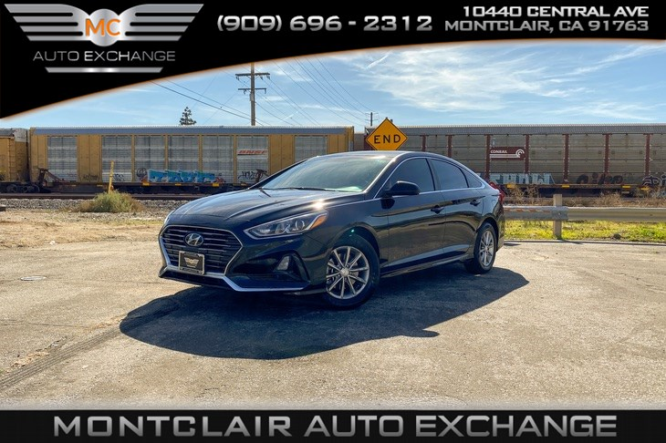 2019 Hyundai Sonata SE (Backup Camera, Handsfree Bluetooth)