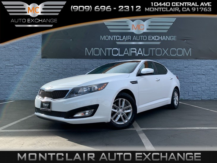 2012 Kia Optima LX (BLUETOOTH)