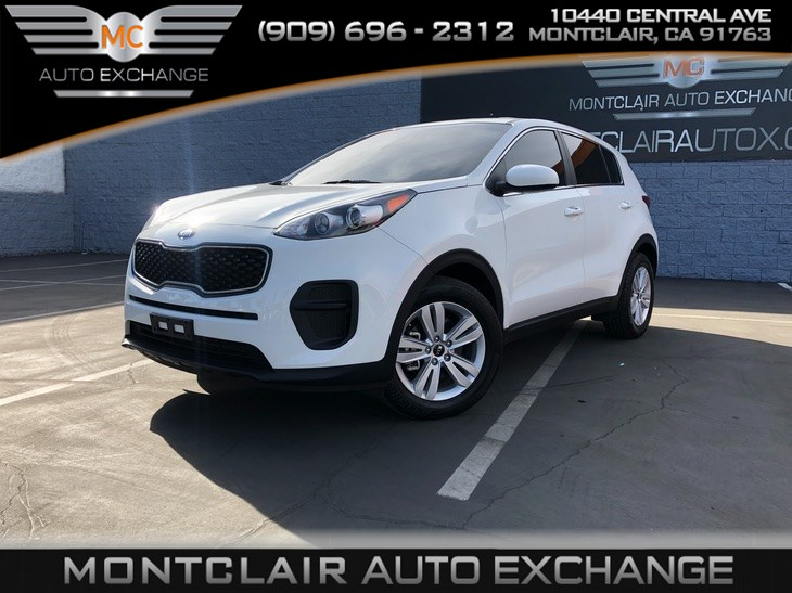 2017 Kia Sportage LX (BACKUP CAMERA, HANDSFREE BLUETOOTH)