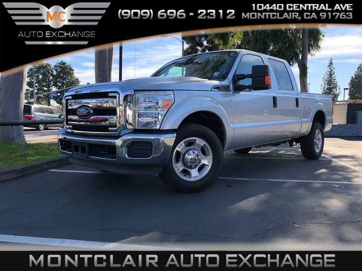 2016 Ford Super Duty F-250 SRW XL SIRIUS XM, 3.73 AXLE RATIO, PREF EQUIP PKG