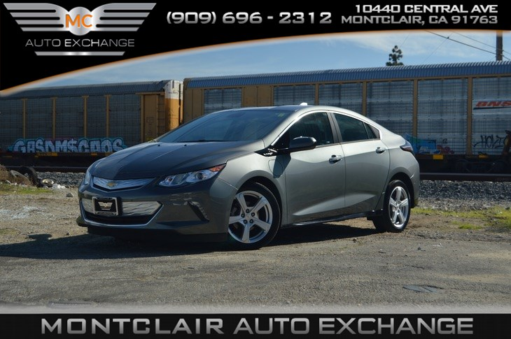 2017 Chevrolet Volt LT (Nav/Bluetooth, Backup Camera)