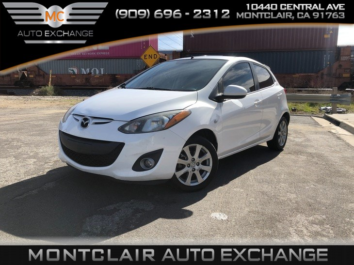 2012 Mazda Mazda2 Touring PEARL PAINT, AUX CAPABILITY
