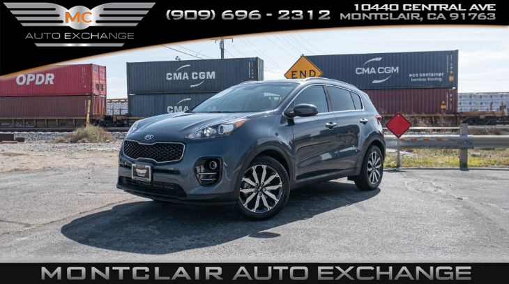 2017 Kia Sportage EX (BLUETOOTH & BACK UP CAMERA)
