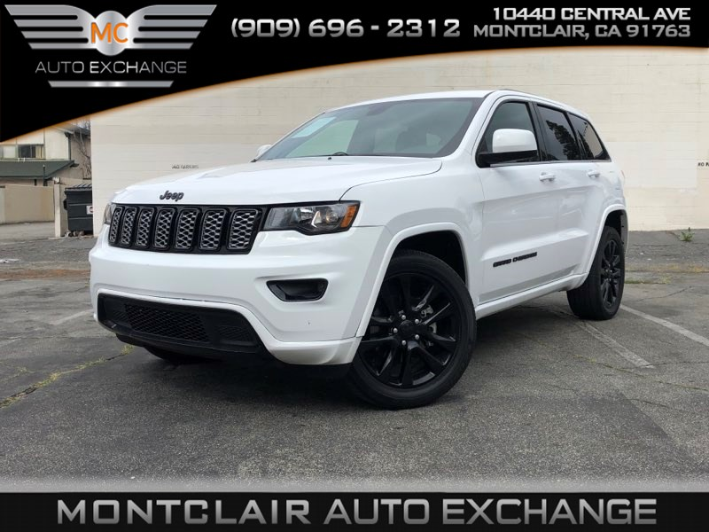 2017 Jeep Grand Cherokee Altitude UCONNECT, BACKUP CAM, BLUETOOTH