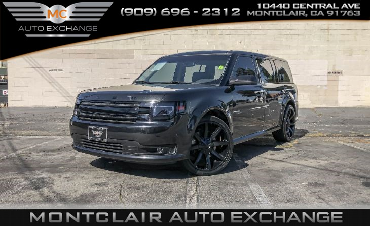 2015 Ford Flex Limited (APPEARANCE PKG, PANA SUNROOF)