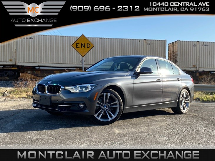 2016 BMW 3 Series (PREMIUM PACKAGE) (BLUETOOTH) 328i (DRIVER ASSISTANCE PACKAGE, NAV SYSTEM)