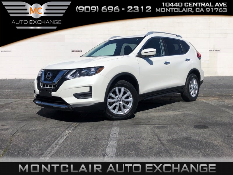 2017 Nissan Rogue SV BLUETOOTH, BACKUP CAM