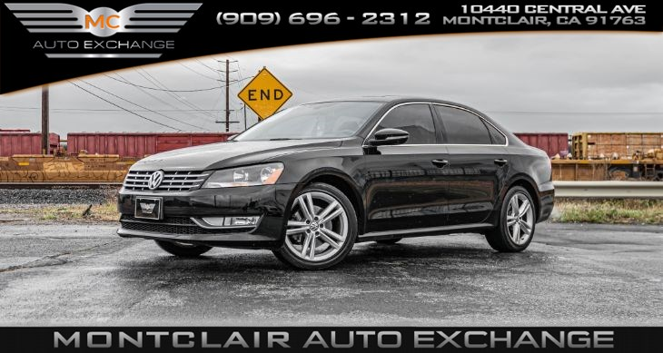 2012 Volkswagen Passat SE w/Sunroof (FENDER PREMIUM AUDIO, BLUETOOTH)