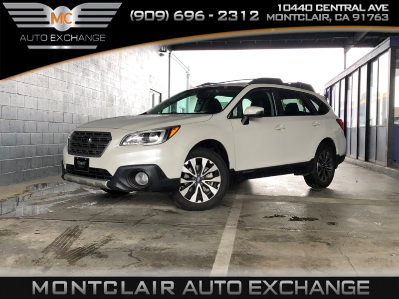 2017 Subaru Outback Limited EYESIGHT, NAV, BACKUP CAM, BT
