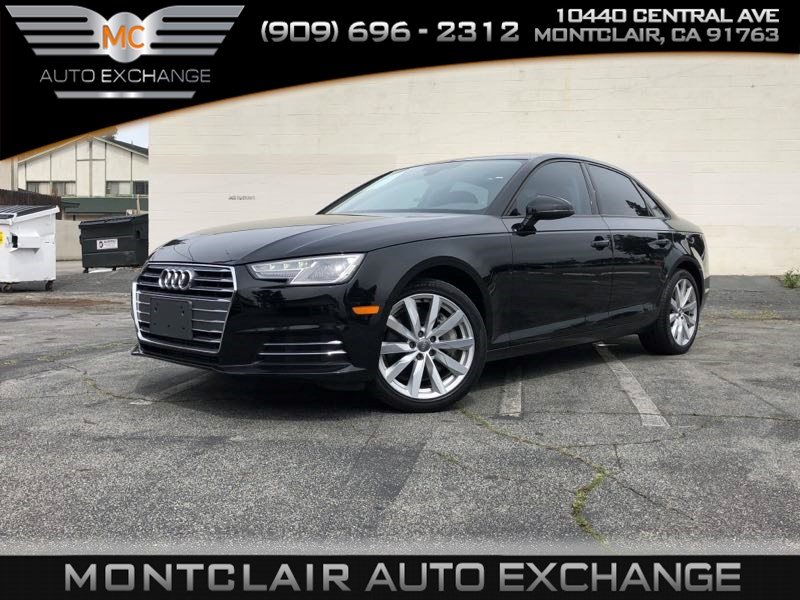 "2017 Audi A4 Premium CONVENIENCE PKG, 18"" WHEELS, BACKUP CAM"