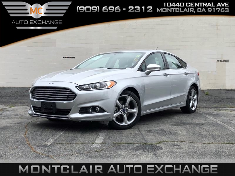 2016 Ford Fusion SE REVERSE SENSE SYSTEM, APPEARANCE PKG, BLUETOOTH