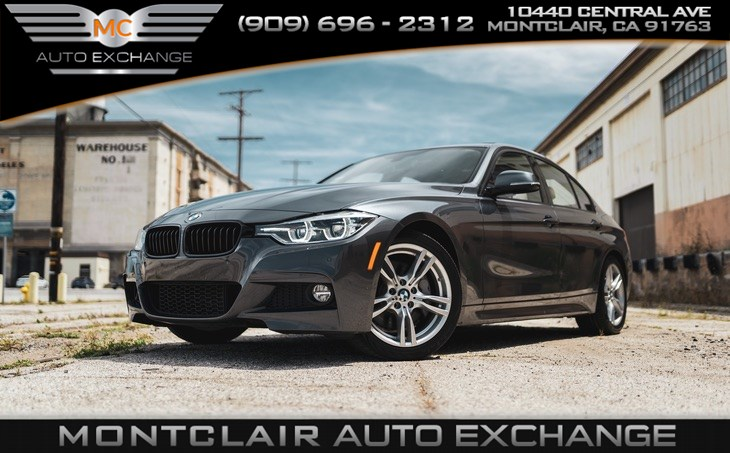 2017 BMW 3 Series 330i (M SPORT PACKAGE, NAV, BACK UP, LIGHTING PKG)