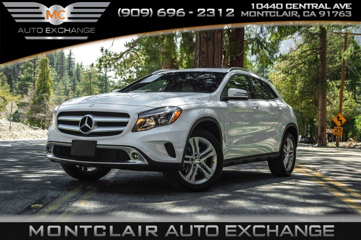 2017 Mercedes-Benz GLA 250 4MATIC SUV (CARPLAY/ANDROID AUTO, BACKUP CAM, BT)
