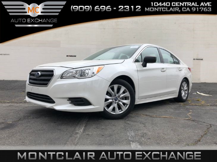 2017 Subaru Legacy (Backup Camera, Bluetooth, AC, AUX)