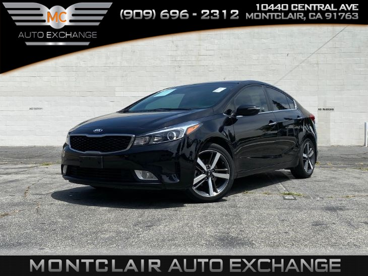 2018 Kia Forte EX (Heated seats, Back up Camera, Bluetooth)