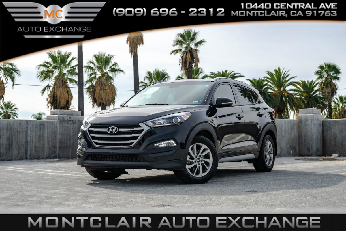 2018 Hyundai Tucson SEL Plus (BACK UP CAMERA, PREMIUM SOUND SYSTEM)