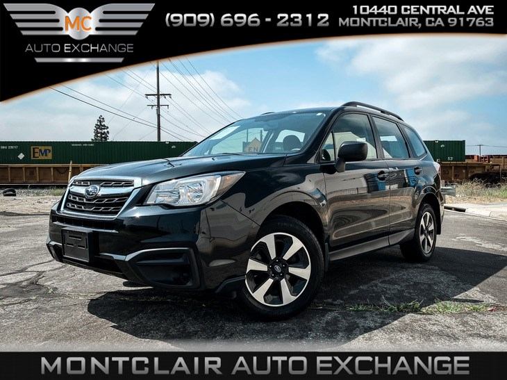2017 Subaru Forester (Bluetooth, Backup Camera, Bucket Seats)