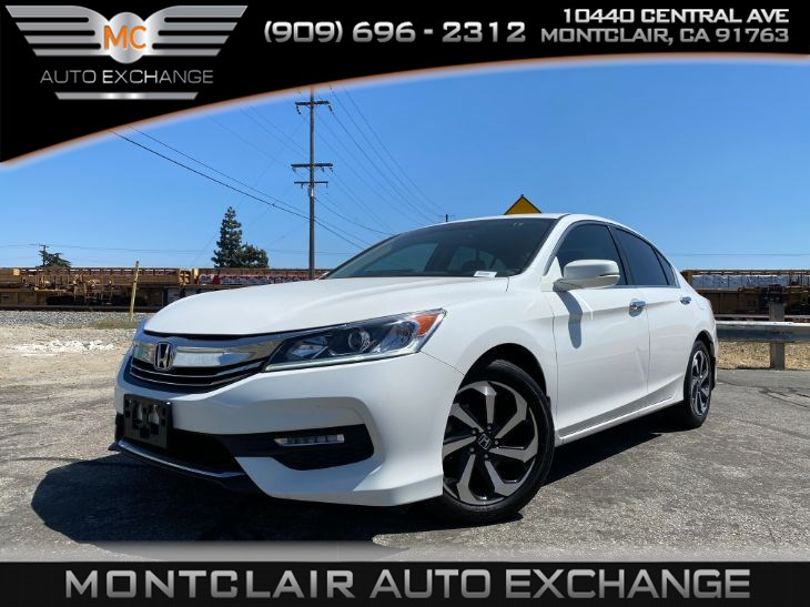 2017 Honda Accord Sedan EX (Backup Camera, Bluetooth, Gas Saver)