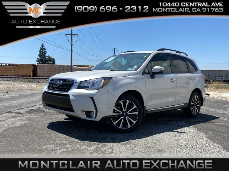 2018 Subaru Forester Touring(NAV,BLUETOOTH, KEYLESS ENTRY, BACK UP CAM)