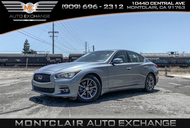2017 INFINITI Q50 3.0t Signature Edition ( Backup Camera, Bluetoot)