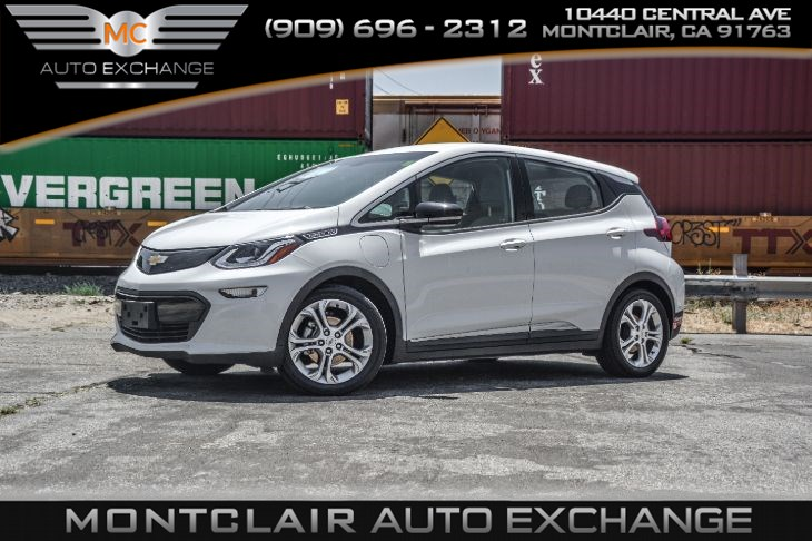 2017 Chevrolet Bolt EV LT (Bluetooth & Key-less Entry)