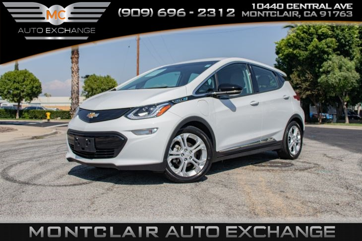 2017 Chevrolet Bolt EV LT(BACKUP CAMERA, BLUETOOTH, ELECTRIC)