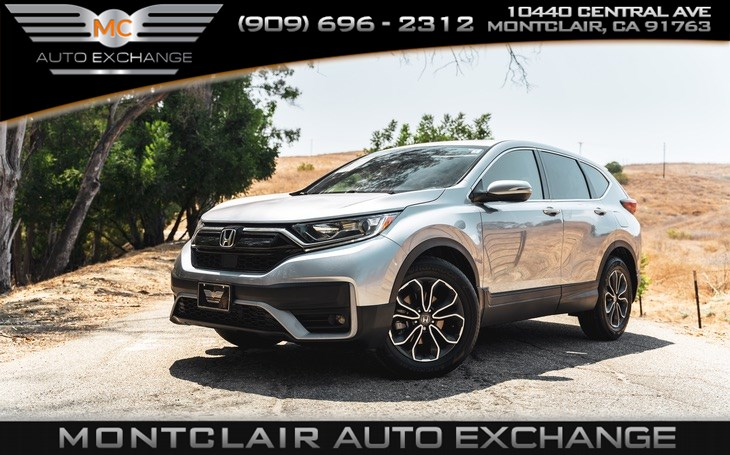2020 Honda CR-V EX-L(BACKUP CAMERA, BLUETOOTH, BUCKET SEATS)