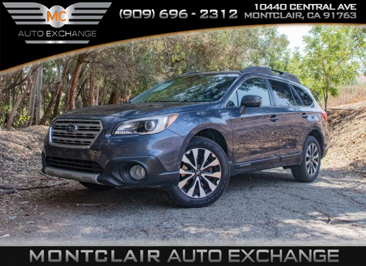 2017 Subaru Outback Limited (BLUETOOTH CONNECTION & KEYLESS ENTRY)