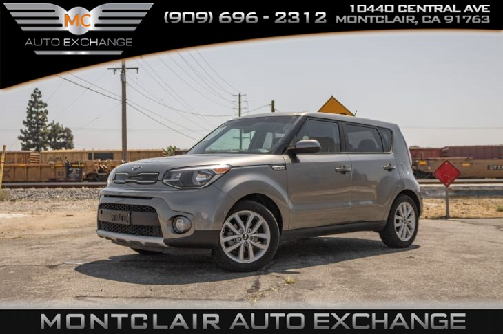2018 Kia Soul + ( Bluetooth, Backup Camera, Bucket Seats)