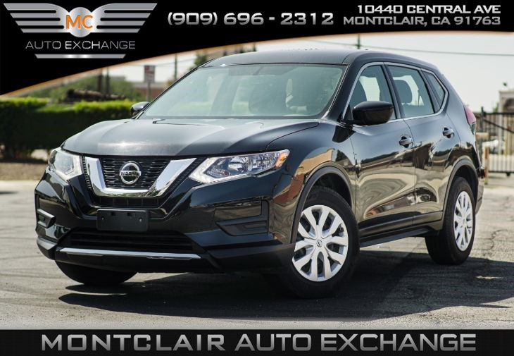 2018 Nissan Rogue S(BACK UP CAMERA & BLUETOOTH)