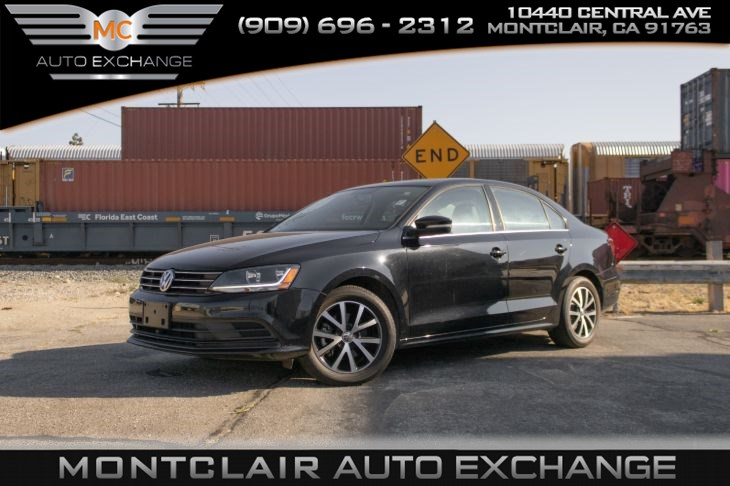 2017 Volkswagen Jetta 1.4T SE (BACKUP CAMERA, BLUETOOTH, TURBO)