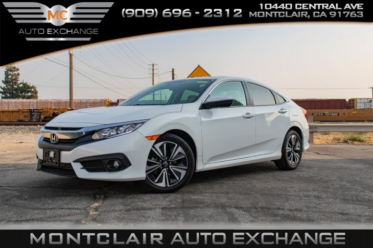 2017 Honda Civic Sedan EX-T(NAVIGATION & BACK UP CAMERA)