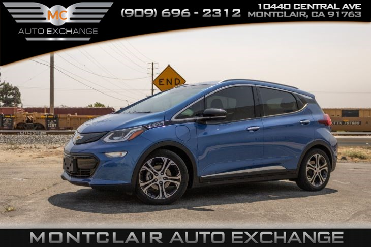2017 Chevrolet Bolt EV Premier(BACKUP CAMERA, BLUETOOTH, ELECTRIC)