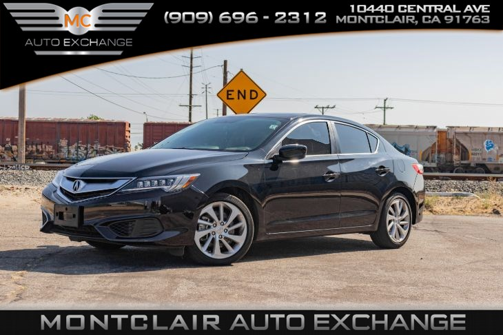 2017 Acura ILX (BLUETOOTH CONNECTION & KEYLESS ENTRY)