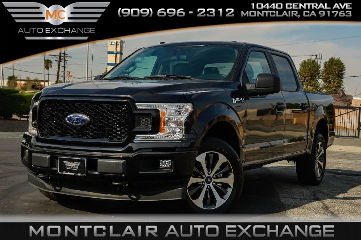 2019 Ford F-150 XL(AC, BENCH SEATS, BACK-UP CAMERA)